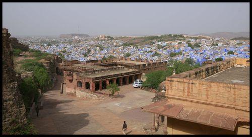 Le fort de JODHPUR D513