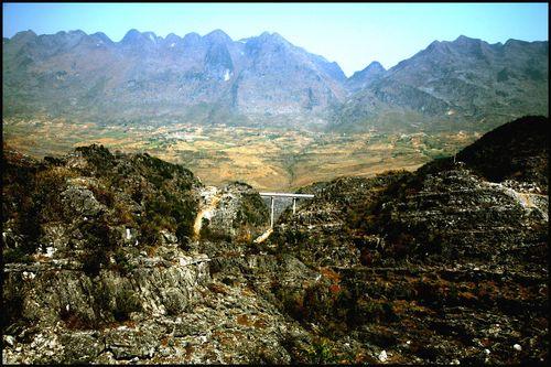 Blog - Sur la route de Xingyi