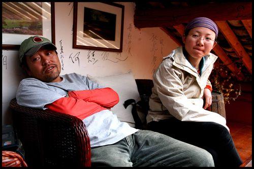 Blog Allan et sa copine, Shaxi